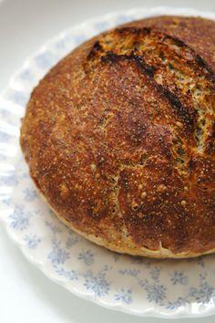 No knead bread - super easy