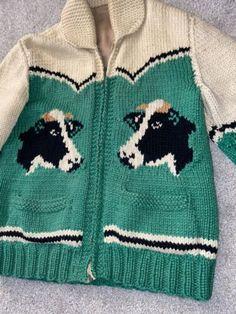 Aztec Sweater, Sweater Shirt, Men Sweater, Cowichan Sweater, Cozy Sweaters, Teal Green, Cows, Dress Me Up, Hippie Boho