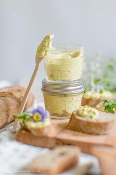 Ab auf´s Brot: Einfacher Curry-Frischkäse-Aufstrich | Alles und Anderes