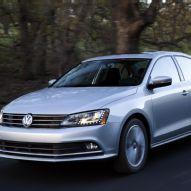2015 Volkswagen Jetta Front Three Quarters In Motion