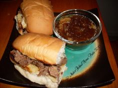 Crock Pot French Dip Roast. Photo by Chaya Madre