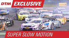 Super Slow Motion Highlights - DTM Nürburgring 2015