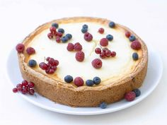 Cheesecake eli juustokakku
