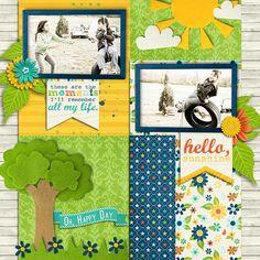 Love this!!!  adorable!!!  ohd - Scrapbook.com