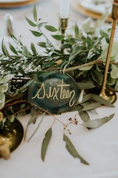 These 40 reception table numbers are as cute as they are useful, and we adore them all! Get inspired and shop the looks you love! Bohemian Wedding Inspiration, Boho Wedding, Wedding Flowers, Trendy Wedding, Wedding Bells, Destination Wedding, Gold Table Numbers, Wedding Table Numbers, Wedding Tables
