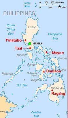 Map Of Philippines With Cities Google Search Maps In 2019