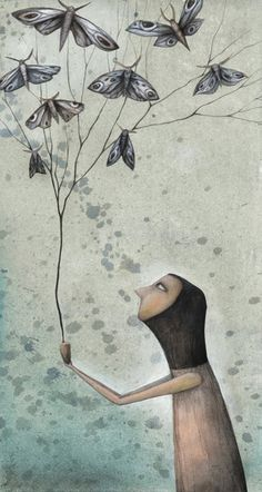 The tree of moths