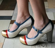 another pair of fab chie mihara maryjanes