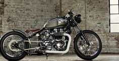 Triumph | Bobber Inspiration - Bobbers and Custom Motorcycles | theroadyeah August 2014