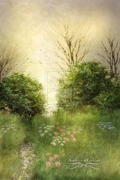 springtime by Sabina-Elisabeth on DeviantArt