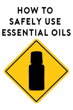 Do you know how to use essential oils safely? If you are just starting out using essential oils they need to be used with caution, especially with children.