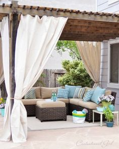 Inspiration: Outdoor living