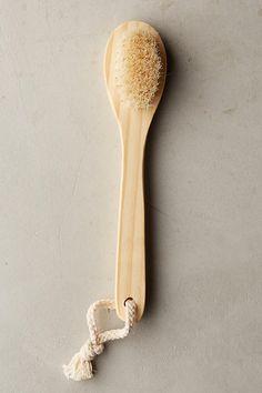 Slide View: 1: Baudelaire Cedar Complexion Brush