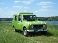 Renault 4 Van