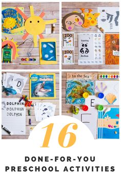 When you just don't have time to plan and shop for activities for your toddler or preschooler, get this subscription box so you don't have to!