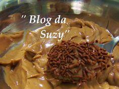 Blog da Suzy : Brigadeiro de Liquidificador (fácil)