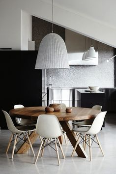 beautiful dining areas | Danielle de Lange | Flickr