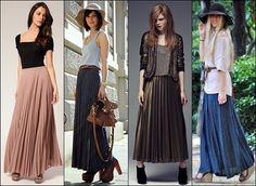 Comment choisir votre jupe longue ?