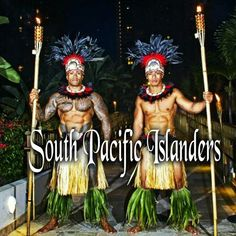 Two Samoan men