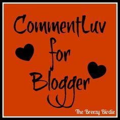 The Breezy Birdie: Installing CommentLuv in Blogger
