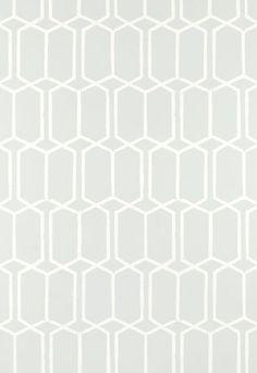 Wallpaper Stacy Garcia Brown Contemporary Retro Graphic Wavy Trellis Lattice