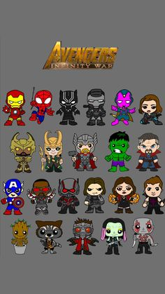 Discover recipes, home ideas, style inspiration and other ideas to try. Baby Avengers, Marvel Avengers, Chibi Marvel, Avengers Cartoon, Marvel Cartoons, Marvel Jokes, Marvel Fan, Marvel Heroes, Dc Comics