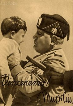 Suggest Primary Source - World War II. Italian fascist propaganda