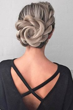 #hairfashion #updo #hairstyles