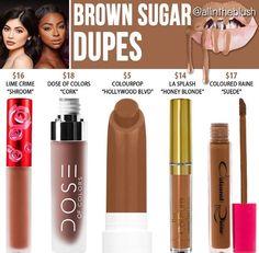 Brown sugar kylie cosmetics