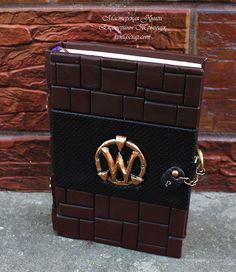 Фотоальбомы блокноты ручной работы: Блокнот по мотивам игры и фильма Warcraft