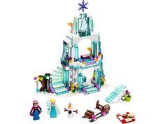Elsas glitrende isslot   LEGO Shop