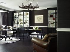 Greg Natale on reinventing the modern man cave - The Interiors Addict