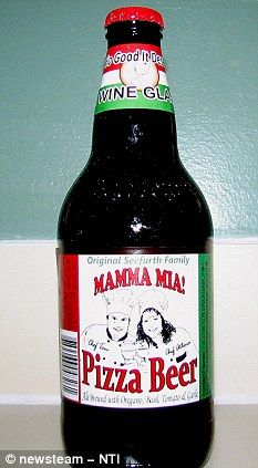 Mamma beer! Bizarre drink that's gone down a storm in the U.S. ...