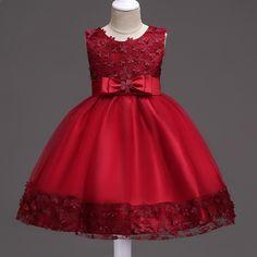 1 2 3 4 5 6 7 8 9 10 años Ropa para niños Vestido de 8bf72f88be2