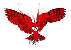 Gilles Vranckx: Red Owl