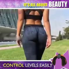 💪💪 Powerful & High Efficient Muscle Trainer 😍😍 Firm & Lift up your Lower Back Fitness Herausforderungen, Health And Fitness Apps, Fitness Workout For Women, Fitness Motivation, Hip Workout, Gym Workouts, At Home Workouts, Slim Thick Workout, Workout Bauch