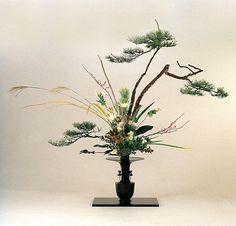 old style ikebana - Google zoeken