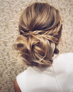 Messy Braided Hair Do