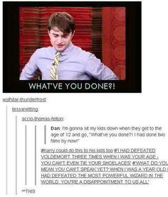 Oh, Dan.