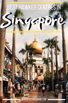 Everything you need to know about visiting the five best hawker centres in Singapore including the best stalls to eat at and how to find them. Travel Tips Tips Travel Guide Hacks packing tour Singapore Travel Tips, Visit Singapore, Singapore Trip, Singapore Itinerary, Asia Travel, Japan Travel, Travel Packing, Solo Travel, Budget Travel