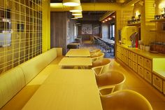 Nando's Oxford furnished by UHS Group - Hospitality & Catering News