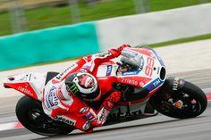【MotoGP】 ホルヘ・ロレンソ 「今日の進歩はとても嬉しい」  [F1 / Formula 1]