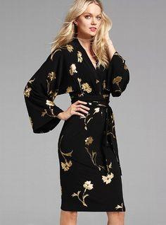 платье-кимоно размер  S - 100 грн