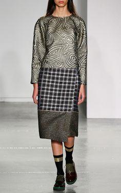 Suno Fall/Winter 2014 Trunkshow Look 26 on Moda Operandi