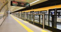 Metrobüsten M5: Üsküdar-Ümraniye-Çekmeköy Metrosu'na Aktarma Durağı