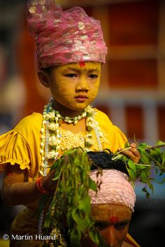 http://www.greeneratravel.com/ Hindu ceremony in Bago, Myanmar