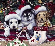 A Tail Wagging Christmas