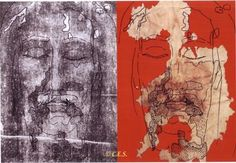 "Here is part 4, ""The Shroud of Turin and the Sudarium of Oviedo"" (2), of my critique of historian Charles Freeman's, [Above: Perfect fit of ..."