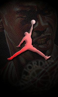 Air Jordan Phone Wallpaper I created with Photoshop! Basketball Art, Basketball Pictures, Basketball Players, Jordan Logo Wallpaper, Nike Wallpaper, Michael Jordan Basketball, Jordan 23, Jordans Girls, Air Jordans