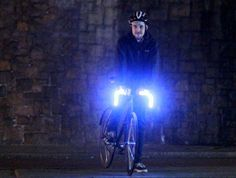 Glo-Bars: Clever LED handlebars for your #bike http://flpbd.it/NvEev #Safety #Accessory